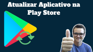 atualizar app na play store