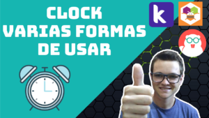 clock kodular