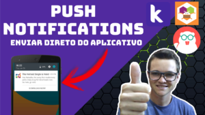 push notification kodular